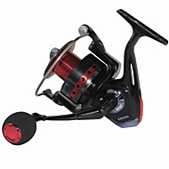 New Design 11 Ball Bearings 4000Size Sea Fishing /Fly Fishing Spinning Fishing Reels metal reel