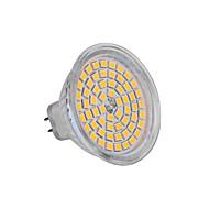 6W GU5.3(MR16) LED-spotlampen MR16 60 SMD 2835 720 lm Warm wit / Koel wit DC 12 V 1 stuks