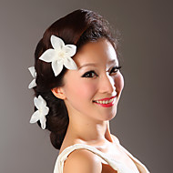 Mujer Satén Celada-Boda / Ocasión especial Flores 1 Pieza