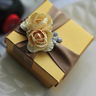Geschenk Schachteln ( Gold/Rosa/Rot/Blau , Kartonpapier ) - Nicht personalisiert -Hochzeit/Brautparty/Babyparty/Quinceañera & Der 16te