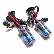 Lampe Frontale (8000K , Puissance élevée/Etanche/Pare-vent) Xénon HID -Automatique/SUV/Véhicule de Transfert