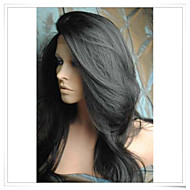 "12""-22"" Synthetic Lace Front Wigs Photo Color #1B Heat Friendly"