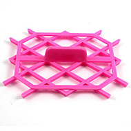 Diamond Rhombus Stampo Quilted Cake Decorating Fondant Cutter Icing Embossing Mold