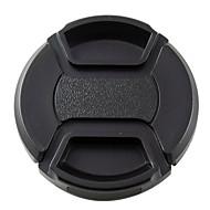 mengs® 58mm snap-על כיסוי מכסה עדשה עם מחרוזת / רצועה לניקון קנון וסוני