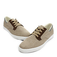 Men's Shoes Outdoor/Casual Canvas Fashion Sneakers Gray/Khaki