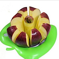 ruostumaton teräs iso corer viipaleet helppo leikkuri hedelmä veitsi