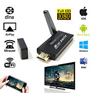 Newest Best Smart TV Stick Miracast Dongle DLNA Airplay Mirror OP For iPhone 6 IOS Andriod OS Windows