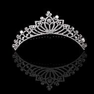 Copricapo Donne Tiare Matrimonio Strass/Lega Matrimonio