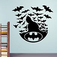 Wall Stickers Wall Decals, Batman PVC Wall Stickers.