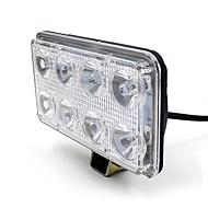 Feux anti-brouillard/Phares de jour/Lampe de lecture/Feux de recul/Baladeuse/Lampe pour le Travail (6000K ,