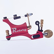 Getbetterlife ® Red Aluminum Alloy Rotary Tattoo Machine