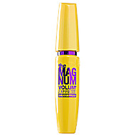 9.2ML Waterproof Fiber Lengthening Extension Eyelash Curling Mascara with Sector Brush