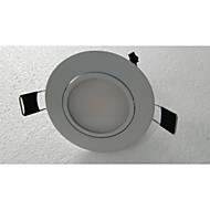 6W 2G11 לד  Downlights 1 COB 450-550 lm לבן חם / לבן קר AC 100-240 V חלק 1