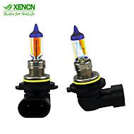HB4 xencn 9006 12v 70w 2300k olhos dourados de super amarelo lâmpadas de carro luz substituir lâmpada halógena farol atualização
