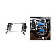 Car Radio CD Fascia for HYUNDAI Santa Fe DVD Stereo Install Trim Kit Panel Plate
