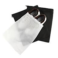 Fashion Convenient Dustproof Fabric Shoes Storage Bag Shoes Covers 29*35 CM One PCS