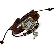 Armbänder ( Messing/Leder Retro/Niedlich/Party/Freizeit