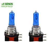 XENCN H15 12V 55/15W 5300K Blue Diamond Light Xenon Ultimate White day time running light