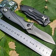 Knive Camping / Udendørs Multi Function / Overlevelse / Førstehjælp / Praktisk Stainless Steel Others