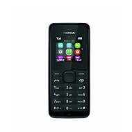 Nokia - Nokia 105 Mobiele telefoon ( ≤3 , Quadcore )