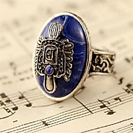 The Vampire Diaries Tamong Alloy Ring(Blue)(1Pc)