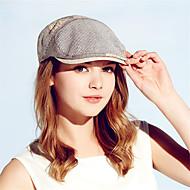 Kenmont Women Summer Hat Lady Sun Hat Fashion Ivy Cap Cotton Casual Hat 3215