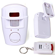 ir mozgásérzékelő riasztó érzékelő infravörös távirányító otthoni biztonsági 80761