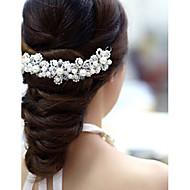 נשים אקרילי כיסוי ראש-חתונה / אירוע מיוחד פרחים חלק 1