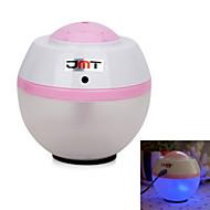JMT Mini-Ultraschall-2W Stromversorgung über USB-Luftbefeuchter - white + pink (400ml)