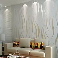 papel de parede contemporânea 0.53m geométrico parede * 10m cobrindo arte não-tecido papel de parede