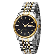 GUANQIN® Men Automatic Mechanical Luminous Watch Stainless Steel Waterproof Casual Business Watches Wrist Watch Cool Watch Unique Watch With Watch Box