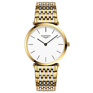 GUANQIN® Brand High-end Fashion Japanese Quartz Luxury Thin Steel Band Waterproof 24mm Dress Watch for Women Cool Watcheses With Watch Box