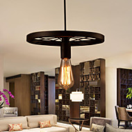 maishang® industriell 1-light vintage i jern skyggen anheng lys