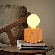 Skrivbordslampor - Modern/Samtida Trä/Bambu