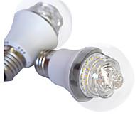 2015 new arrival  LED bulb 1 pcs 田心照明 E26/E27 11 W 48pcs X SMD 3014 1000lm+/-10% LM  White AGlobe  high efficiency