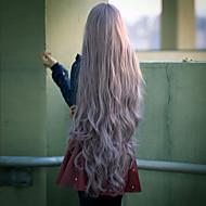 2,015 פאות קוספליי הארוך חמה מכירת אנימה פאות שיער המפלגה קוספליי פאות סינתטיות ארוכות 100 סנטימטרים
