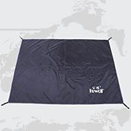 Hewolf Moistureproof/Waterproof Polyester Inflated Mat Black