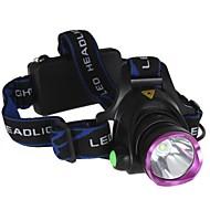 Torch Light פנסי אופניים LED Lumens 3 מצב 18650 ניתן לטעינה מחדש / קל במיוחדמחנאות/צעידות/טיולי מערות / רכיבה על אופניים / חוץ / טיולים /