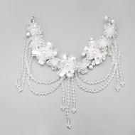 Women's/Flower Girl's Alloy/Imitation Pearl Headpiece - Wedding/Special Occasion Headbands 1 Piece