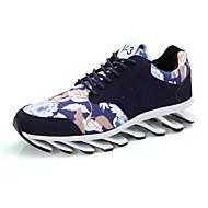 Indoor Court Women's Shoes Fabric Black/Blue