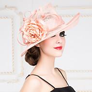 Celada Sombreros Boda/Ocasión especial Lino Mujer Boda/Ocasión especial 1 Pieza