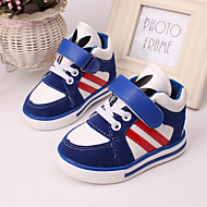 Baby Shoes Outdoor Fashion Sneakers Black/Blue