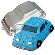 quatro c bandeja de bolo forma de carro de alumínio baking molde, material de cozimento