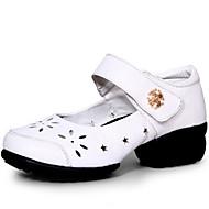 Sapatos de Dança ( Preto/Branco ) - Mulheres - Não Personalizável - Sapatilhas de Dança