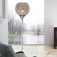 40W krystall gulv lys moderne kreative gulvlampe sende e27 pære
