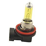 2ks carking ™ Kobo H8 / H11 550lm 3000K žluté světlo auta halogenovými světlomety (DC 12V)