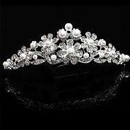 Dame Legering Medaljon Bryllup/Speciel Lejlighed Diademer Bryllup/Speciel Lejlighed 1 Stykke