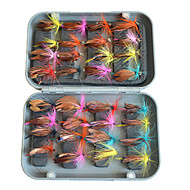 32pcs  Fishing Bait Fly Fishing