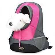 Γάτα Σκύλος Αντικείμενα μεταφοράς & Σακίδια ταξιδίου πλάτης Κατοικίδια Καλάθια Φορητό Αναπνέει Κίτρινο Κόκκινο Πράσινο Μπλε