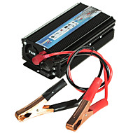 HOT-A1-00022 1000W Car Vehicle USB DC 12V to AC 110V Power Inverter Adapter Converter - Black